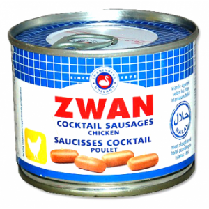 Zwan Cocktail Chicken Sausages 120g