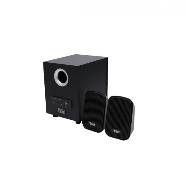 Triple Power Smash Bluetooth Sound Box 2.1 - C10BT