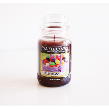Yankee Candle ( Jelly Beans )
