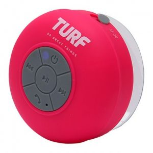 Turf Mini Waterproof Bluetooth Speaker BTS-06