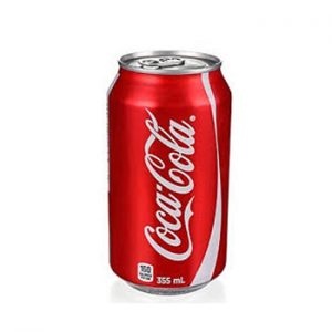 Coca Cola Canned Drink 330 ml