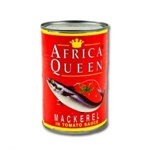 Africa Queen Mackerel 425g