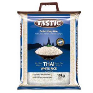 Tastic Thai White Rice 10 kg