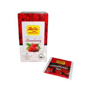 Zesta Strawberry Tea 1.8G