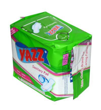 Yazz Green Sanitary Pad
