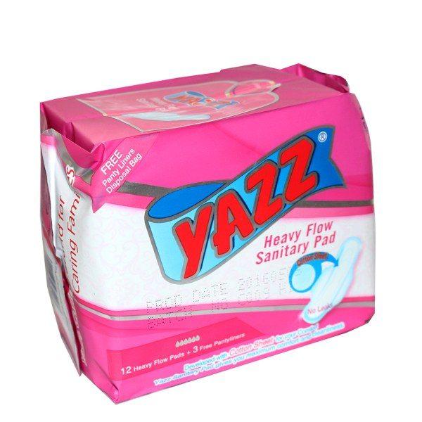 Yazz Heavy Flow Sanitary Pad